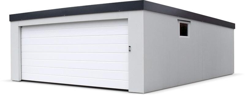 Relativ Comfort Garagen – Massiv, langlebig, ökologisch NQ94